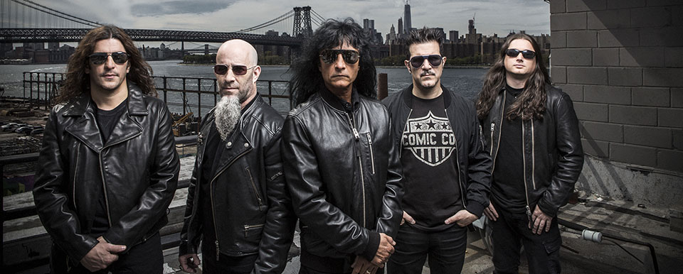 ANTHRAX - 35 Years