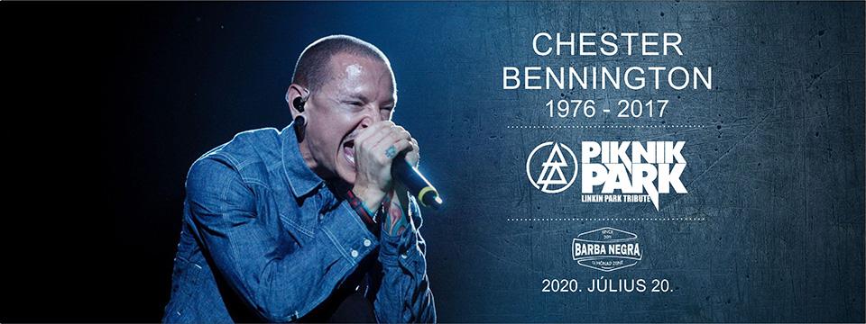 Chester Bennington emlékest