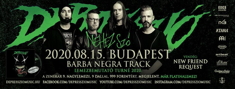 DEPRESSZIÓ - Budapest