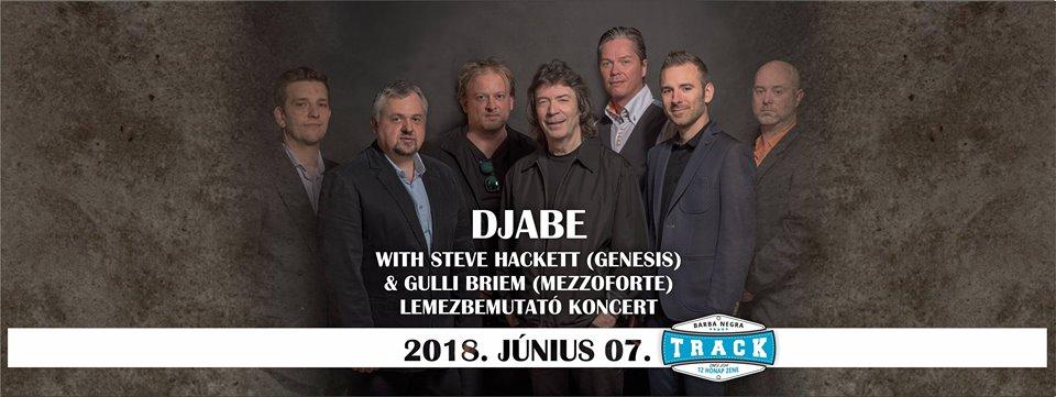 DJABE Lemezbemutató