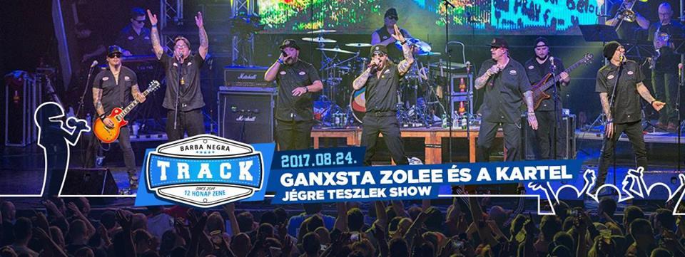 Ganxsta Zolee és a Kartel - Jégre teszlek Show - VIP belépőjegy