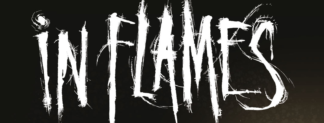 IN FLAMES - Standing
