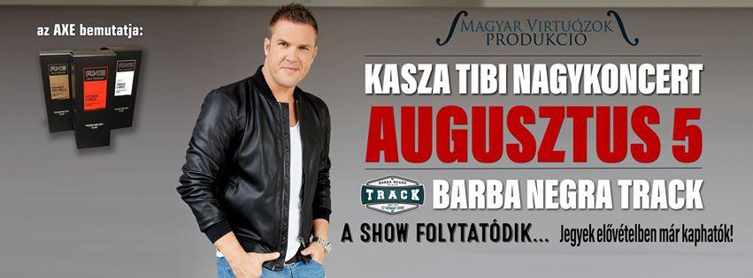 Kasza Tibi Nagykoncert