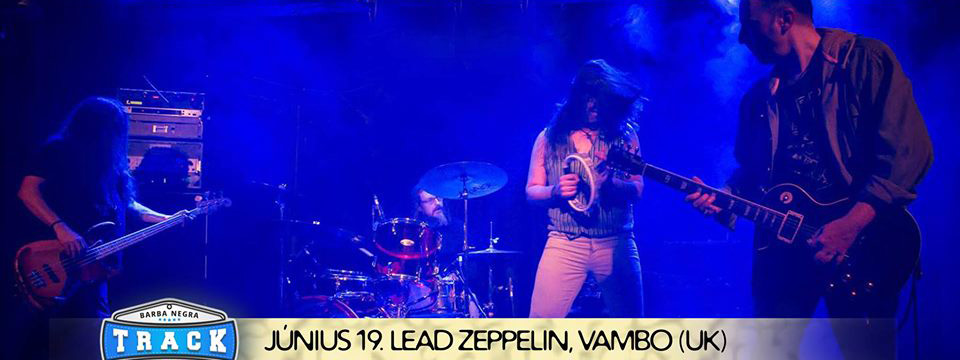 Lead Zeppelin | Vambo (UK)