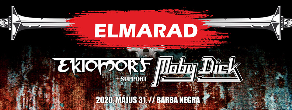 ELMARAD - MOBY DICK   EKTOMORF