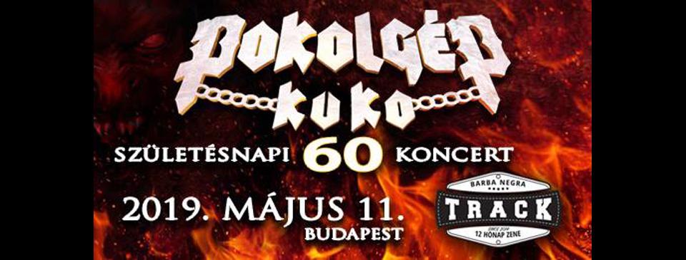 POKOLGÉP - Kuko 60