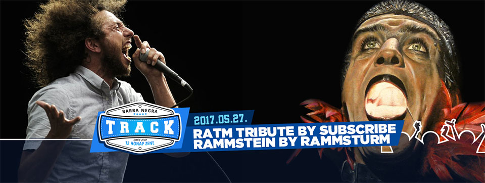 RATM tribute by Subscribe | RAMMSTEIN tribute by Rammsturm