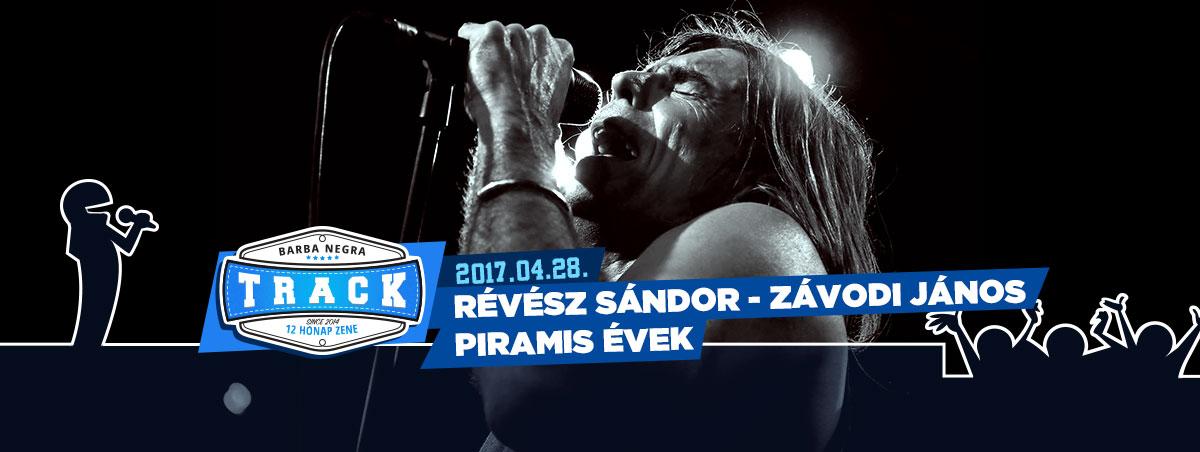 Révész Sándor - Závodi János PIRAMIS ÉVEK