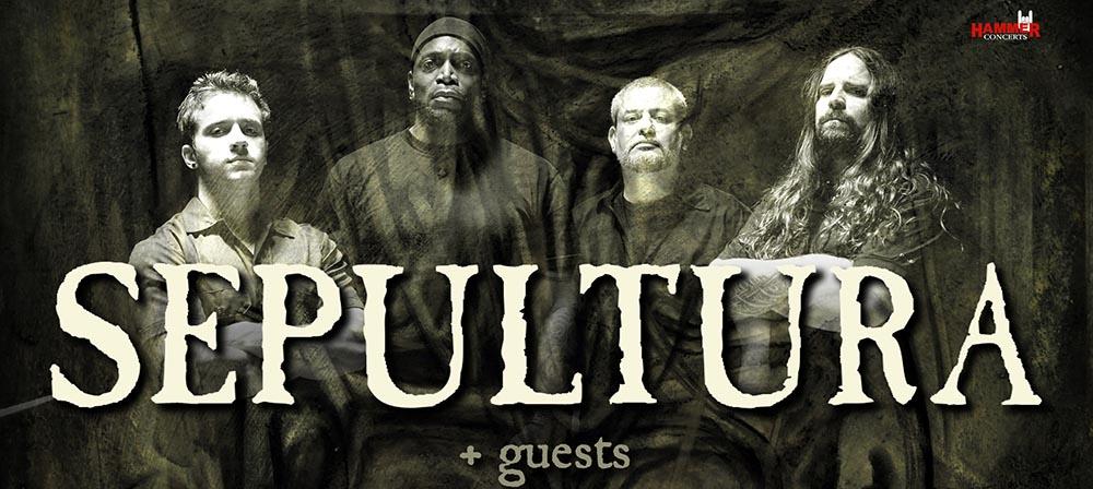 Sepultura + guests