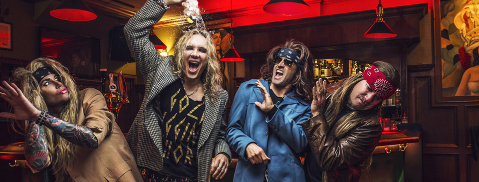 STEEL PANTHER (US)