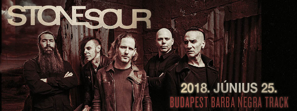 STONE SOUR - Standing Tickets