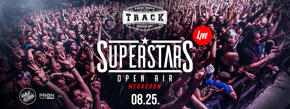 SuperStars Live - Open Air