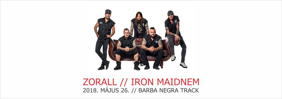 Zorall | Iron Maidnem